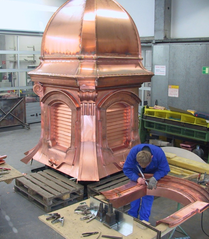 copper after