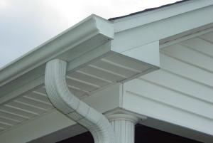 Seamless Copper Rain Gutter Systems - EuroGutterUSA