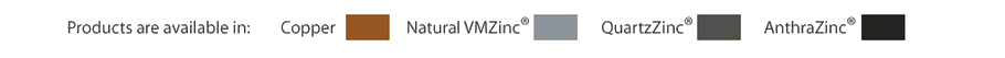 vm zinc versions