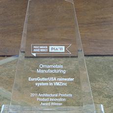 2011 award