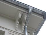zinc gutters