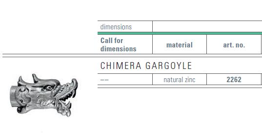zinc chimera