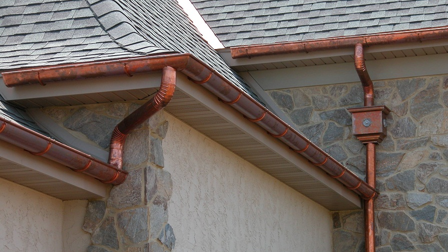 Copper Gutters Fact Or Fiction Ornametals