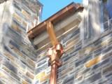 copper leaderhead