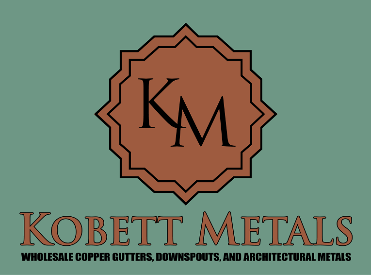 kobett wholesale copper gutters