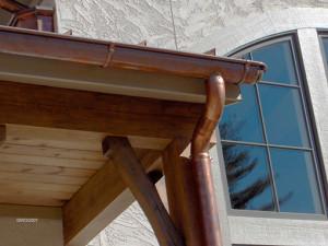Seamless Copper Rain Gutter Systems Eurogutterusa