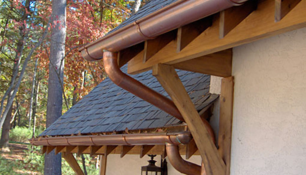 4 reasons to install copper gutters ornametals manufacturing llc 4 reasons to install copper gutters solutioingenieria Image collections
