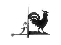 Shaped Weathervane