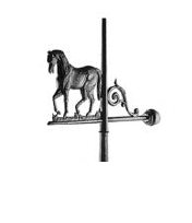 Stamped Weathervane