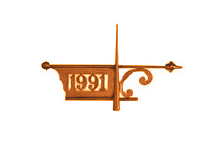Weathervane with Date