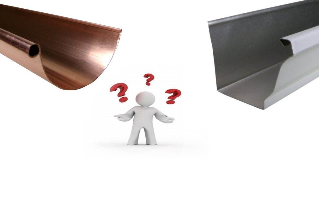 Why Choose Copper Gutters